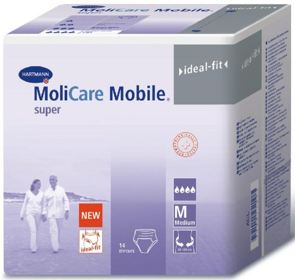 Molicare Mobile Super M